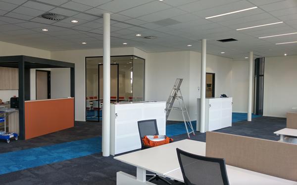 energiewachtgroep nieuw kantoor